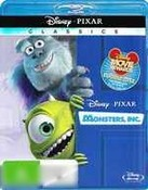 Monsters Inc. (2 Discs)
