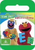 Sesame Street: Abcs with Elmo (Preschool is Cool Vol 1)
