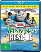 Thomas & Friends - Misty Island Rescue: The Movie