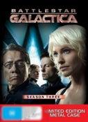 Battlestar Galacitca:  Season 3 (Metal Slipcase)
