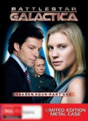 Battlestar Galactica:  Season 4 Part 1 (Metal Slipcase)