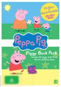 Peppa Pig: New Shoes & Piggy in the Middle