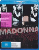 Madonna - Sticky & Sweet Tour (CD / Blu-ray)