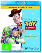 Toy Story (Blu Ray / DVD Special Edition)
