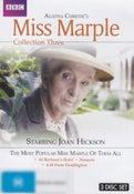 Agatha Christie's Miss Marple: Collection 3