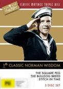 Classic Matinee Triple Bill: Norman Wisdom