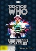 Doctor Who: Remembrance Of The Daleks (Special Edition)