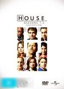 House, M.D.: The Complete First to Fifth Seasons