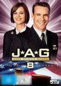 Jag: The Complete Season 8