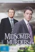 Midsomer Murders - Complete Season 5 (3 Disc Set)