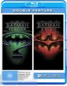 Batman Forever /  Batman & Robin ( Batman Double Pack 2) (New Packaging)