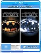 Batman / Batman Returns  (Batman Double Pack 1) (New Packaging)