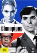 The Champions: The Complete Series