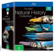 BBC Natural History Box Set
