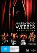 Cats / Jesus Christ Superstar / Joseph and the Amazing Technicolor Dreamcoat / The Royal Albert Hall Celebration (Andrew Lloyd Webber)