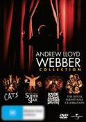 Cats / Jesus Christ Superstar / Joseph and the Amazing Technicolor Dreamcoat / The Royal Albert Hall Celebration (Andrew Lloyd Webber)