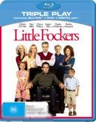 Little Fockers (DVD/Blu-ray/Digital Copy)