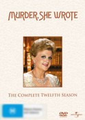 Murder She Wrote: The Complete Season 12