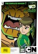 Ben 10: Alien Force Complete Season 1 (2 Disc Set)