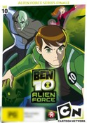 Ben 10: Alien Force Vol 10