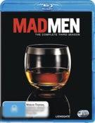 Mad Men: The Complete Season 3