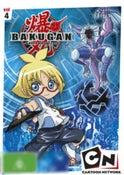 Bakugan: Heroes Rise - Volume 4