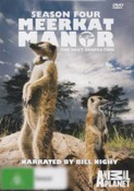 Meerkat Manor: The Complete Series 4