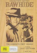 Rawhide: The Complete Season 1 (Wood Pack)