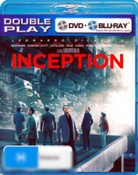 Inception (DVD/Blu-ray)