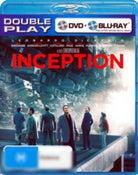 Inception (DVD/Blu-ray)