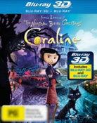Coraline (3D BD/ 2D BD)