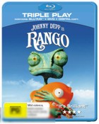 Rango (2 Disc Blu-Ray/DVD/Digital Copy)