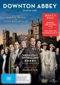 Downton Abbey: Season 1 (with Bonus Disc)