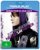 Justin Bieber: Never Say Never (DVD/BD/ Digital Dowload)
