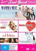 Bridget Jones's Diary / Love Actually / Mamma Mia! / Notting Hill / The Holiday