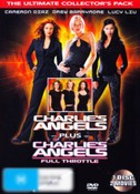 2 Movie Pack (Charlie's Angels (2000) / Charlie's Angels: Full Throttle) - Movie Marathon