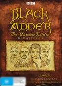 Black Adder: Series 1 - 4 (Remastered Ultimate Edition)