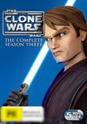 Star Wars: The Clone Wars - The Complete Season 3