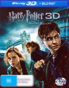 Harry Potter and the Deathly Hallows - Part 1 (3D Blu-ray/Blu-ray) (3 Disc)