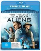 Cowboys and Aliens (Blu-ray/DVD/Digital Copy)