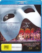 The Phantom of the Opera at the Royal Albert Hall: In Celebration of 25 years (Andrew Lloyd Webber)
