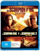 The Scorpion King / The Scorpion King 2: Rise of a Warrior