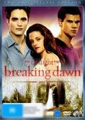 The Twilight Saga: Breaking Dawn - Part 1 (2 Disc)