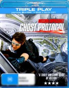 Mission Impossible 4: Ghost Protocol (Blu-ray/DVD/Digital Copy)