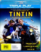 The Adventures of Tintin: The Secret of the Unicorn (Blu-Ray/DVD/Digital Copy)