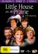 Little House on the Prairie: Season 9 - Part 2