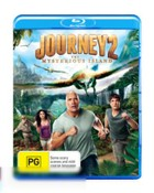 Journey 2: The Mysterious Island (Blu-ray/DVD/Digital Copy)