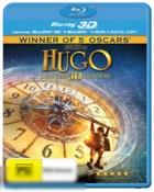 Hugo (3D Blu-ray/Blu-ray/DVD/Digital Copy)