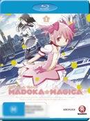 Puella Magi Madoka Magica: Volume 01