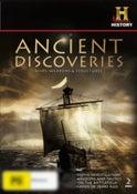 Ancient Discoveries:  Season 2